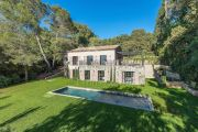 Close to Mougins - Castellaras - New villa - photo1