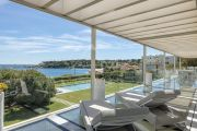 Cap d'Antibes - Exceptional contemporary villa with sea view - photo6