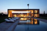 Maroc - Marrakech - Charmante curiosité architecturale - photo1
