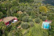 Arrière pays cannois - Luxueuse villa familiale - photo10