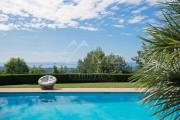 Saint-Paul de Vence - Villa avec vue mer panoramique dans domaine privé - photo5