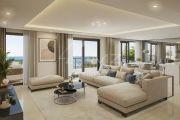 Cannes Palm Beach - New program HELIOS - Luxurious three rooms apartment SIRIUS - photo1