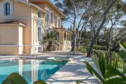 Proche Cannes - Villa belle époque - photo9