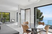 Eze bord de mer - Villa contemporaine neuve - photo5