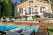 Proche Cannes - Charmante villa en pierre rénovée à pied du centre de la vieille ville - photo10