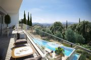 Saint-Paul de Vence - 4 bedroom-apartment in a luxury residence - photo8