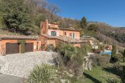 Close to Saint-Paul de Vence - Walking distance to the village and panoramic sea view - photo4