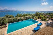 Proche Saint-Tropez - Belle propriété vue mer panoramique - photo3
