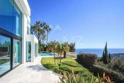 Roquebrune-Cap-Martin - Superb modern sea view villa - photo1