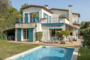Кап д'Антиб - Очаровательная провансальская вилла с бассейном - photo1