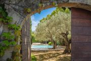 Luberon - Charming stone built house with pool - photo6