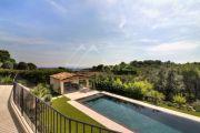 Proche Saint-Paul de Vence - Luxueuse villa au sein d'un domaine fermé - photo3