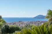 Cannes - Le Cannet - Vue mer panoramique - photo3