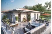 Proche Cannes - Sur les hauteurs - Spacieux appartement dans une résidence neuve - photo2