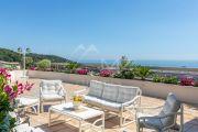 Вблизи Канн - На возвышенностях - Великолепная квартира с видом на море - photo2