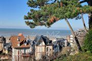 Trouville sur mer - Appartement de charme avec vue mer et jardin - photo2