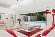 Cannes backcountry - Contemporary villa with swimming pool - photo5
