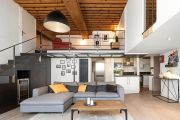 Lyon - Superbe Appartement Canut T4 au coeur de Croix-Rousse - photo4