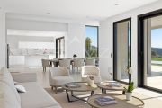 Cannes backountry - Wonderful and recent contemporary Villa - photo4