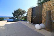 Proche Cannes - Mandelieu Les Termes - Villa contemporaine neuve - photo9