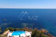Theoule sur Mer - Rare - True Waterfront Property - Panoramic sea view - photo2