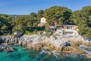 Cap d'Antibes - villa pied dans l'eau - photo4