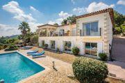 Proche Saint-Tropez - Belle propriété vue mer panoramique - photo1