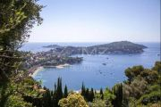 Villefranche sur mer - Luxury contemporary villa with overlooking view over the bay - photo1