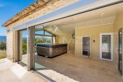 Gordes - Maison contemporaine avec vue - photo10