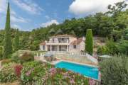Cannes backcountry - Panoramic sea and hills view - photo1