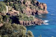Theoule sur Mer - Rare - True Waterfront Property - Panoramic sea view - photo3
