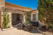 Luberon - Charming stone built house with pool - photo3