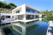 Proche Cannes - Mandelieu Les Termes - Villa contemporaine neuve - photo1