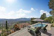 Arrière-pays cannois - Villa récente avec vues - photo11