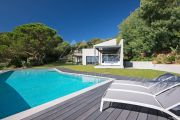 Cannes - new villa with sea view - photo1