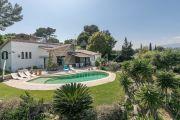 Arrière pays cannois - Belle villa d'architecte - photo12