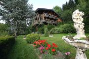 Chalet of architect in vast wooded property - photo1