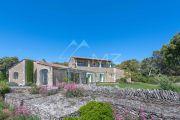 Gordes - Villa contemporaine en pierres - photo8