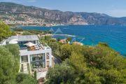 Saint-Jean Cap Ferrat - Panoramic sea view modern property - photo1
