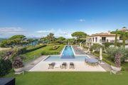 Saint-Tropez - Les Parcs - Superbe propriété avec vue mer - photo1