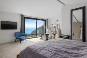 Eze bord de mer - Villa contemporaine neuve - photo6