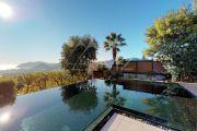 Proche Cannes - Mandelieu Les Termes - Villa contemporaine neuve - photo3