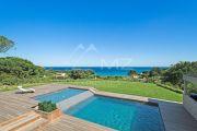 Ramatuelle - L'Escalet - Villa contemporaine avec superbe vue mer - photo3