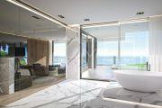 Канны - Супер Канны - Новая современная вилла с панорамным видом на море - photo10
