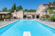 Provence verte -  Beautiful property with panoramic view - photo2