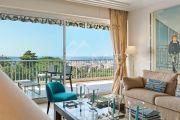 Cannes - Californie - Appartement avec belle vue mer - photo2