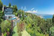 Cannes - Modern villa with sea view - photo39