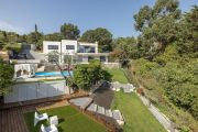 Cannes - Super Cannes - Contemporary villa - Sea and moutains views - photo1