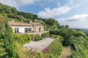 Close to Cannes - Provencal style villa with panoramic sea views - photo1