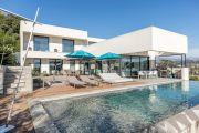 Proche Cannes - Villa contemporaine vue mer - photo1